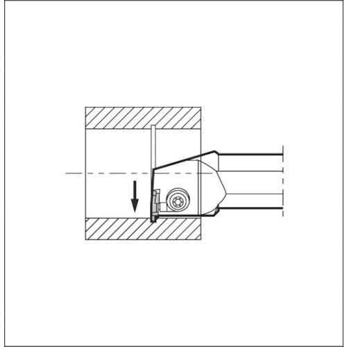 京セラ 溝入れ用ホルダ KIGBAR3525-16 【DIY 工具 TRUSCO トラスコ 】【おしゃれ おすすめ】[CB99]