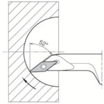 京セラ 内径加工用ホルダ S32S-SVJBR16-40A 【DIY 工具 TRUSCO トラスコ 】【おしゃれ おすすめ】[CB99]