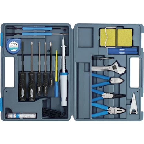 ホーザン(株) HOZAN 工具セット20点 S-22 【DIY 工具 TRUSCO トラスコ 】【おしゃれ おすすめ】[CB99]