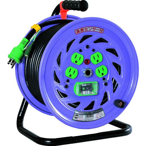 日動 電工ドラム 標準型100Vドラム アース漏電しゃ断器付 30m NF-EB34 【DIY 工具 TRUSCO トラスコ 】【おしゃれ おすすめ】[CB99]