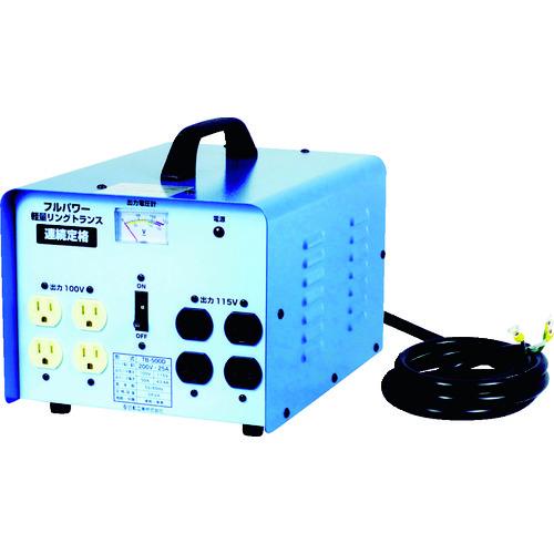 日動 変圧器 降圧専用トラパック 5KVA TB-500D 【DIY 工具 TRUSCO トラスコ 】【おしゃれ おすすめ】[CB99]