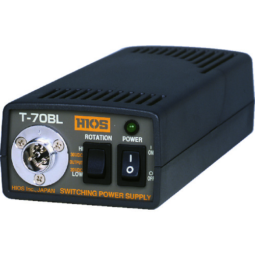 ハイオス BLドライバー用電源 T-70BL 【DIY 工具 TRUSCO トラスコ 】【おしゃれ おすすめ】[CB99]