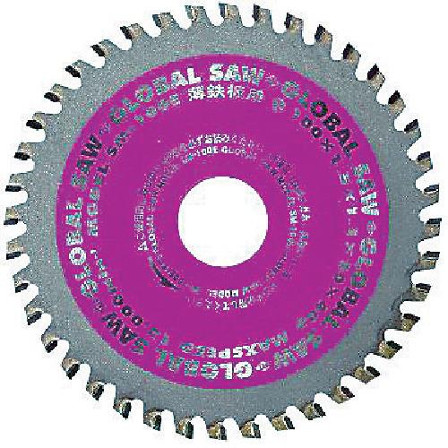 ポイント10倍 モトユキ グローバルソー薄鉄板用 SM 125EDIY 工具 TRUSCO トラスコおしゃれ おすすTclK1JF
