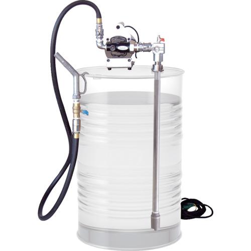 アクアシステム 高粘度オイル電動ドラム缶用ポンプ(100V) オイル 油 EVD-100 【DIY 工具 TRUSCO トラスコ 】【おしゃれ おすすめ】[CB99]