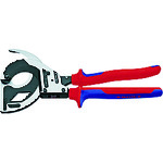 KNIPEX ラチェットケーブルカッター 320mm 9532-320 【DIY 工具 TRUSCO トラスコ 】【おしゃれ おすすめ】[CB99]