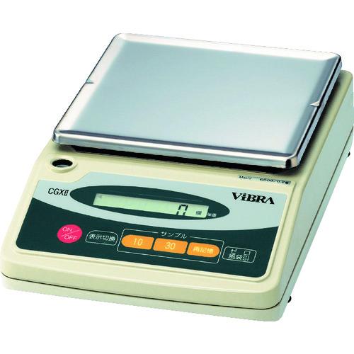 新光電子(株) ViBRA カウンテイングスケール 6000g CGX2-6000 【DIY 工具 TRUSCO トラスコ 】【おしゃれ おすすめ】[CB99]