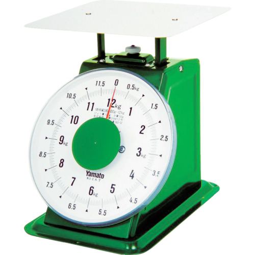 大和製衡(株) ヤマト 特大型上皿はかり YSD-50(50kg) YSD-50 【DIY 工具 TRUSCO トラスコ 】【おしゃれ おすすめ】[CB99]