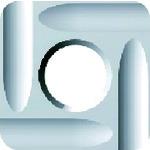 富士元 フェイス加工用Nタイプ精密級チップ NK2001 N43GUR_NK2001-NK2001 [12個入] 【DIY 工具 TRUSCO トラスコ 】【おしゃれ おすすめ】[CB99]