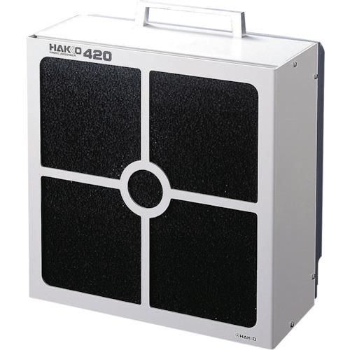 白光 ハッコー420 100V 平型プラグ 420-1 【DIY 工具 TRUSCO トラスコ 】【おしゃれ おすすめ】[CB99]