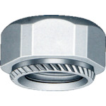 POP カレイナット/M6、板厚1.6ミリ以上、S6-15 (500個入) S6-15 【DIY 工具 TRUSCO トラスコ 】【おしゃれ おすすめ】[CB99]