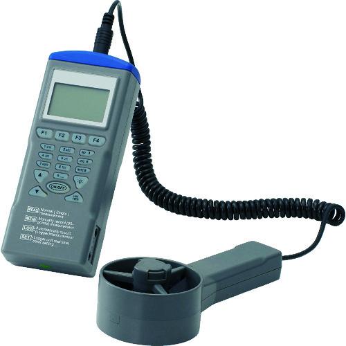 カスタム デジタル温・湿・風速計 WS-02 【DIY 工具 TRUSCO トラスコ 】【おしゃれ おすすめ】[CB99]