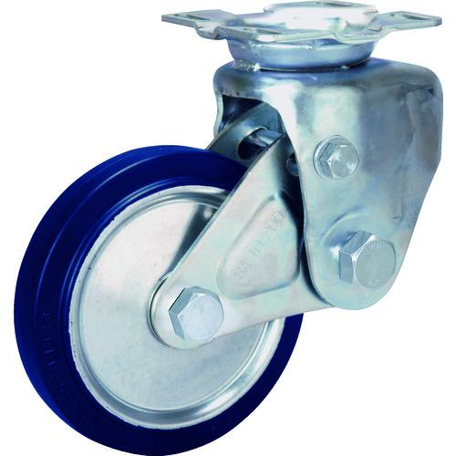 シシク 緩衝キャスター 固定 200径 スーパーソリッド車輪 SAK-TO-200SST 【DIY 工具 TRUSCO トラスコ 】【おしゃれ おすすめ】[CB99]