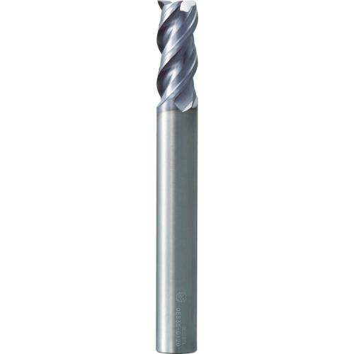 大見 超硬3枚刃スクエアエンドミル(ショート) 刃数3 刃径12mm OES3S-0120 【DIY 工具 TRUSCO トラスコ 】【おしゃれ おすすめ】[CB99]