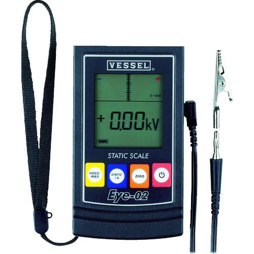お見舞い 】【おしゃれ 【DIY 【ポイント10倍】ベッセル Eye-02 工具 おすすめ】[CB99]:買援隊 トラスコ 静電気測定器 EYE-02 TRUSCO-DIY・工具