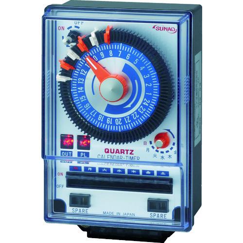 スナオ電気(株) SUNAO カレンダータイマー ET-200SC 【DIY 工具 TRUSCO トラスコ 】【おしゃれ おすすめ】[CB99]