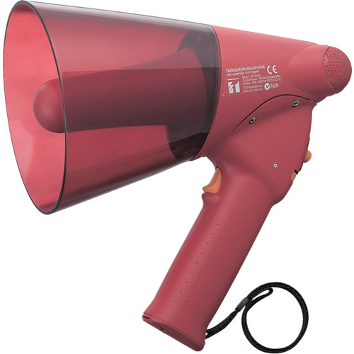TOA 小型ハンド型メガホン サイレン音付き ER-1106S 【DIY 工具 TRUSCO トラスコ 】【おしゃれ おすすめ】[CB99]