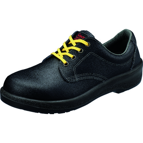 シモン 静電安全靴 短靴 7511黒静電靴 25.5cm 7511BKS-25.5 【DIY 工具 TRUSCO トラスコ 】【おしゃれ おすすめ】[CB99]