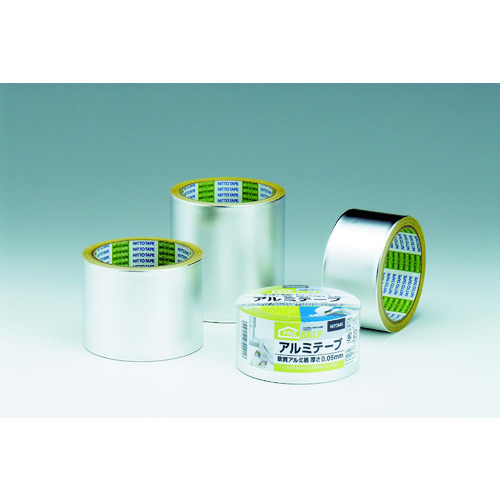 梱包用品 テープ用品 配管テープの関連商品 ニトムズ 本店 アルミテープ 50X10 J3130 工具 TRUSCO トラスコ おすすめ CB99 交換無料 DIY おしゃれ