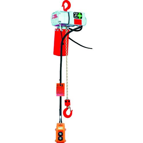 象印 ベータ型小型電気チェンブロック 定格荷重200KG 揚程3M BS-K2030 【DIY 工具 TRUSCO トラスコ 】【おしゃれ おすすめ】[CB99]