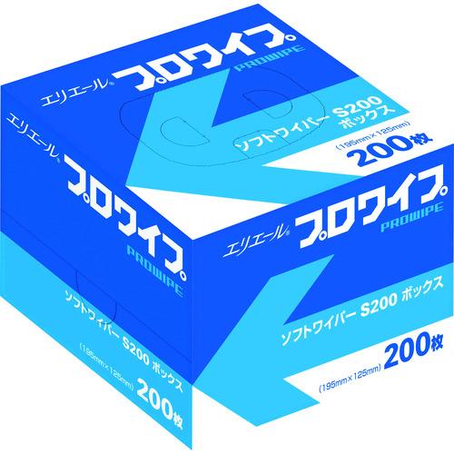 エリエール ソフトワイパーS200BOX72個入り 703128 【DIY 工具 TRUSCO トラスコ 】【おしゃれ おすすめ】[CB99]