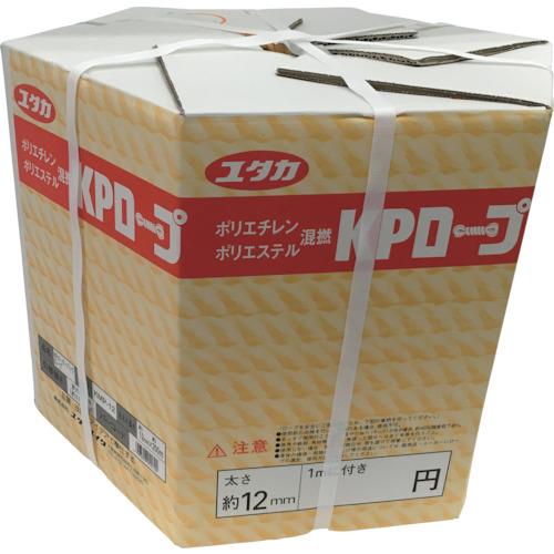 ユタカメイク KPメーターパックロープ 12mm×200m KMP-12 【DIY 工具 TRUSCO トラスコ 】【おしゃれ おすすめ】[CB99]
