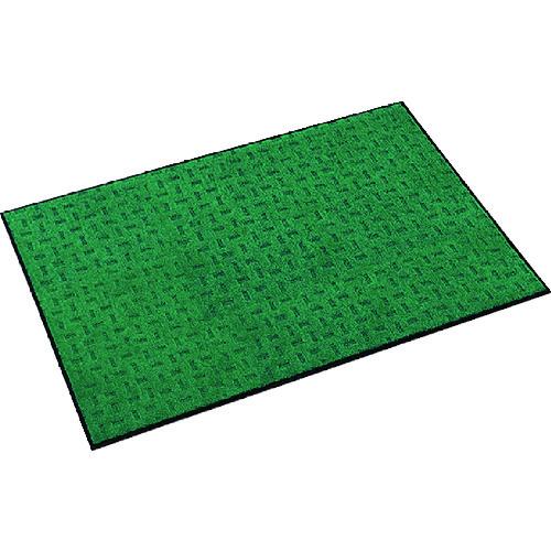 テラモト エコレインマット900×1500mmグリーン MR-026-146-1 【DIY 工具 TRUSCO トラスコ 】【おしゃれ おすすめ】[CB99]