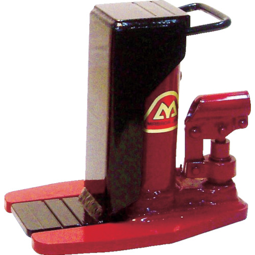 最新 】【おしゃれ おすすめ】[CB99]:買援隊 MHC1TL 【ポイント10倍】マサダ 【DIY TRUSCO 爪付油圧ジャッキ 工具 トラスコ-DIY・工具