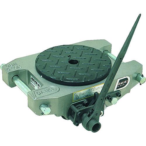 ダイキ スピードローラーアルミ自走式ウレタン車輪5ton AL-DUW-5R 【DIY 工具 TRUSCO トラスコ 】【おしゃれ おすすめ】[CB99]