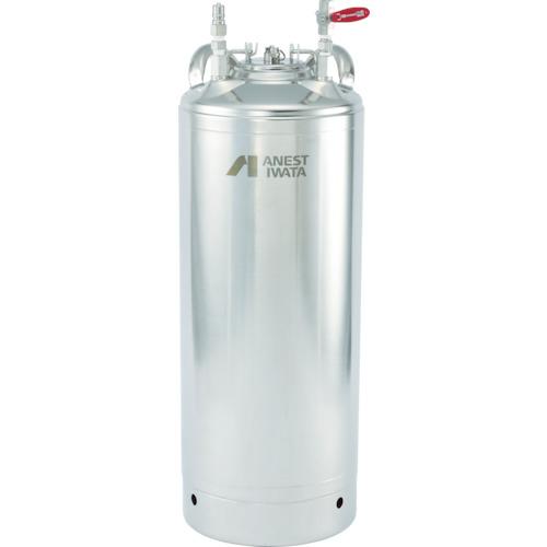 アネスト岩田 食液専用加圧タンク(ベッセル型) 20リットル FOT-200 【DIY 工具 TRUSCO トラスコ 】【おしゃれ おすすめ】[CB99]