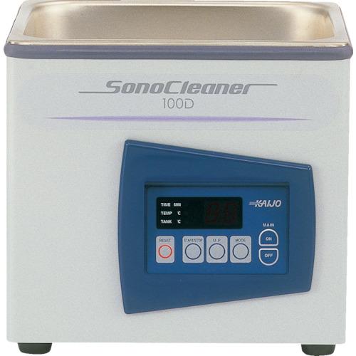 カイジョー 卓上型超音波洗浄機ソノクリー 100D 【DIY 工具 TRUSCO トラスコ 】【おしゃれ おすすめ】[CB99]