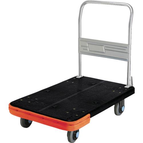 カナツー グリーン静音300kg固定式運搬車 PLA300G 【DIY 工具 TRUSCO トラスコ 】【おしゃれ おすすめ】[CB99]