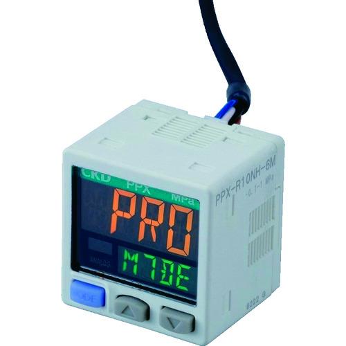 CKD デジタル圧力センサ PPX-R01N-6M 【DIY 工具 TRUSCO トラスコ 】【おしゃれ おすすめ】[CB99]