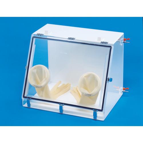 新光 グローブボックス(アクリル) M-1 【DIY 工具 TRUSCO トラスコ 】【おしゃれ おすすめ】[CB99]