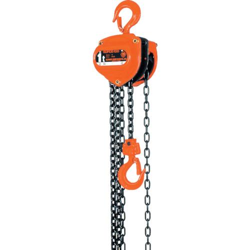 象印 スーパー100H級チェーンブロック5t H-05030 【DIY 工具 TRUSCO トラスコ 】【おしゃれ おすすめ】[CB99]