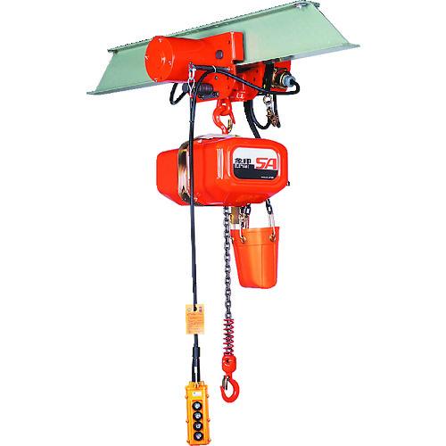象印 SA型電気トロリ式電気チェーンブロック0.5t SAM-00530 【DIY 工具 TRUSCO トラスコ 】【おしゃれ おすすめ】[CB99]