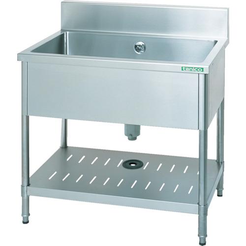 研究用品 厨房用品 厨房機器の関連商品 タニコー 一槽シンク 選択 TX-1S-75 DIY おすすめ おしゃれ TRUSCO 工具 再再販 CB99 トラスコ