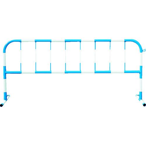 トーグ カラーパイプバリケード白反射青 CB-1 【DIY 工具 TRUSCO トラスコ 】【おしゃれ おすすめ】[CB99]