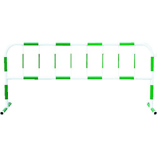 トーグ カラーパイプバリケード緑反射白 CB-3 【DIY 工具 TRUSCO トラスコ 】【おしゃれ おすすめ】[CB99]