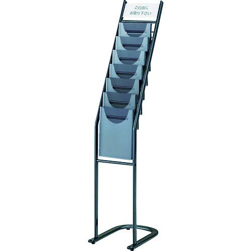 ノーリツ A4サイズパンフレットスタンド(310X465X1520) TPS-117D 【DIY 工具 TRUSCO トラスコ 】【おしゃれ おすすめ】[CB99]