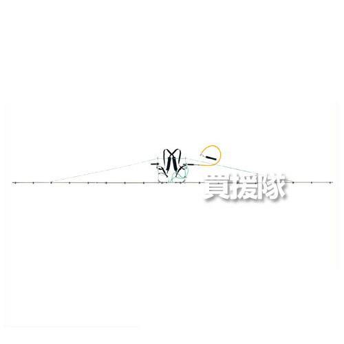 ヤマホ 中持ブームG型18頭口新広角スズランタイプ(動噴用噴口)【おしゃれ おすすめ】 [CB99]
