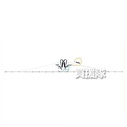 ヤマホ 中持ブームG型18頭口キリナシ除草タイプ(動噴用噴口)【おしゃれ おすすめ】 [CB99]