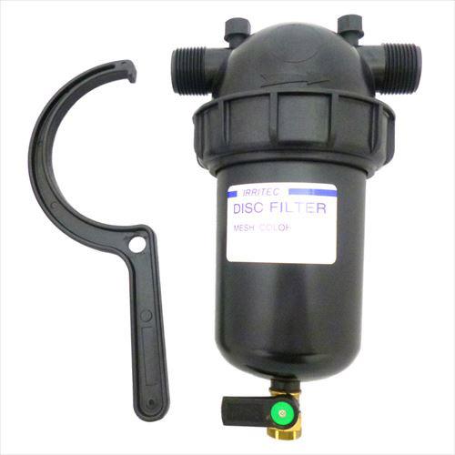 株式会社イリテック ディスクフィルター 1 (25mm) 120# FA-1311-120 【水周り 水栓 配管 用 ディスク フィルター 部品 パーツ オプション】【おしゃれ おすすめ】[CB99]