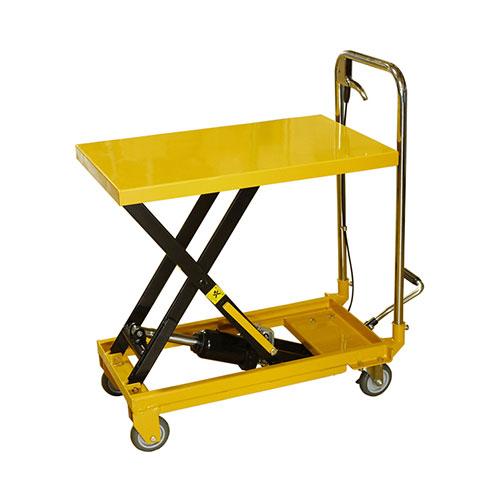 イリイ リフトテーブルカート 150kg TR-180TC 【T180 リフト テーブル カート 台車 運搬】【おしゃれ おすすめ】[CB99]
