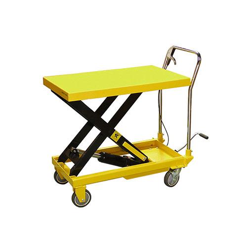 イリイ リフトテーブルカート 300kg TR-195TC 【T195 リフト テーブル カート 台車 運搬】【おしゃれ おすすめ】[CB99]