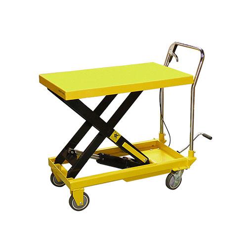 イリイ リフトテーブルカート 500kg TR-196TC 【T196 リフト テーブル カート 台車 運搬】【おしゃれ おすすめ】[CB99]