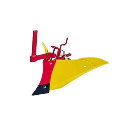 F402・F401・F501用ニューイエロー 培土器(尾輪付)【耕耘機 耕運機 耕うん機 アタッチメント 管理機 作業機 培土機】【おしゃれ おすすめ】 [CB99]