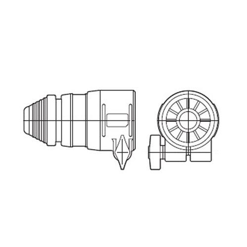 Panasonic はつりアタッチメント SDSプラス型シャンク EZ9HX402 【パナソニック電工 Panasonic パワーツール 工具 電動工具シリーズ DIY ツール 工具 EZ9HX402】【おしゃれ おすすめ】[CB99]