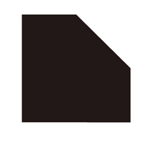 スチールフロアプレート 5型 1100 541090K 【暖炉 薪ストーブ 薪ストーブアクセサリ 床の保護 フロアプレート】【おしゃれ おすすめ】[CB99]