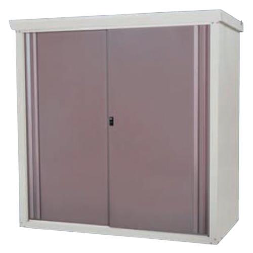 グリーンライフ ファミリー物置 daSeele(ダシーレ) SRM-1515(PI) [カラー:ピンク] 【物置き 収納庫 屋外 ベランダ 庭】【おしゃれ おすすめ】[CB99]