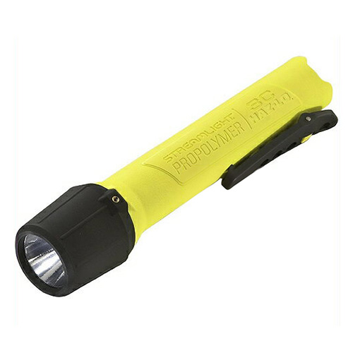 STREAMLIGHT(ストリームライト) 懐中電灯 プロポリマー3C LED HAZ-LO イエロー WSL33820 【LEDライト 懐中電灯 プロ用LEDライト 軽量 単3 懐中電灯 プロポリマー3C LED HAZ-LO オレンジ ストリームライト streamlight】【おしゃれ おすすめ】[CB99]